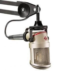 Neumann BCM-104 Broadcast Microphone
