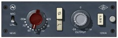 Neve 1290 Preamp Plug-in.