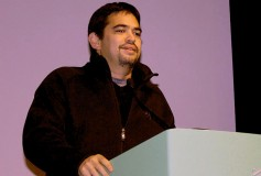 Niko Chauls, Gannett's director of applied technologies