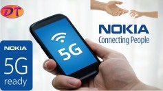 Nokia plans to launch first 5G ready phone in time for commercial services from 2020 onwards.