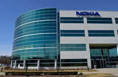 Nokia has taken over Alcatel-Lucent's North American building.