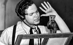 Orson Welles, 1938.