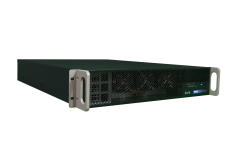 The Dyvi switcher can be reconfigured and scaled up using additional Processing Modules.
