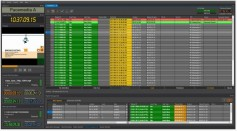 Pace Media Development CUBA Playout 4K handles SD/HD/4K workflows and integrates live feeds from SDI or UDP and external triggers such as GPI events.