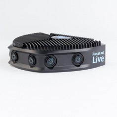 The PanaCast Live camera system debuted at the Intel Capital Global Summit, May 8th.