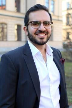 Parham Azimi, CEO, Cantemo