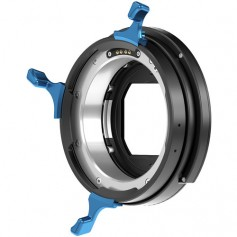 With the advent of larger diameter sensors in professional camcorders, ARRI have introduced a larger diameter lens mount (LPL) to help maintain an even illumination of the camera sensor with a greater range of telecentric lenses.