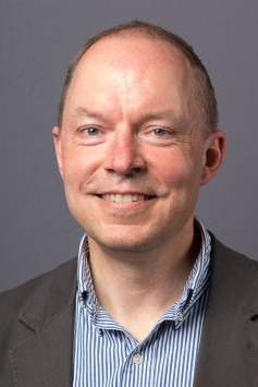 Peter Thomson, Managing Director of Qvest Media in Northern Europe.