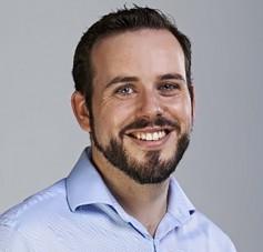 Philip Dalgoutte, Vinten product manager.