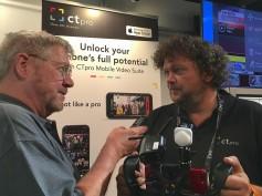 CTpro CEO Philippe Baudet