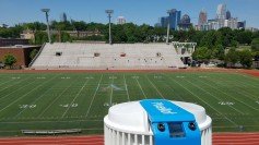 A single robotic camera coupled with sophisticated AI software can capture live sports--all without a camera person.