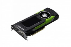 Pascal-based NVIDIA Quadro GPUs will be available in October