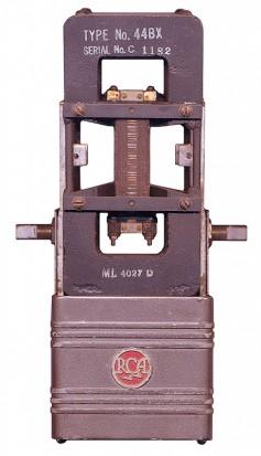 Interior of an RCA 44