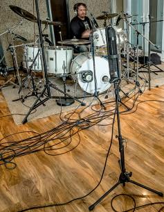 AEA RM88 Stereo Mic as room mic