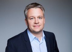 Andreas Lattmann, Chief Technology Officer, Planning & Projects at SRF.