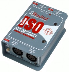 Radial ISO Isolator