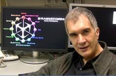 Brainstorm Founder and CEO Ricardo Montesa.
