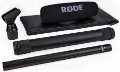 Rode's NTG3 RF-Bias Shotgun Microphone
