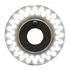 The Rotolight RL-48 includes a ten-piece color effects and filter kit.