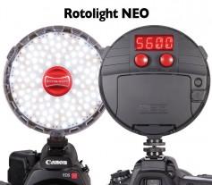 Rotolight NEO LED fixture