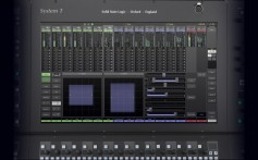 "Version 2.0 software of the System T console includes immersive audio, ""appified"" software, and DAW control."