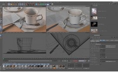 Cinema 4D Release 19 is the result of years of development under the hood