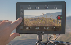 Cine 7 can be outfitted with several control licenses for RED and ARRI cameras.<br />