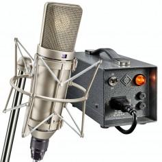 Neumann U67 Microphone