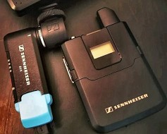 Sennheiser Wireless Systems for newsgathering