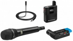 Sennheiser AVX Wireless Mic System.