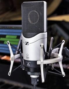 Sennheiser MK4 Microphone.