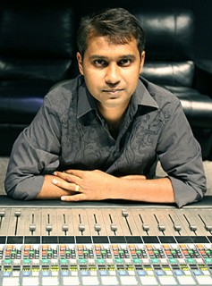 Sreejesh Nair, sound mixer.