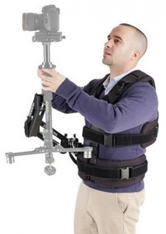 Steadicam Solo Stabilizer with Vest Arm Kit