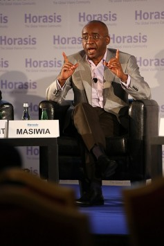 Strive Masiyiwa founded Econet Wireless.