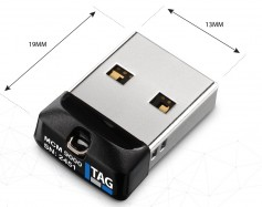 The Dongle that contains all the IP wizardry of the MCM-9000