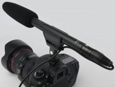 Tascam TM-150SC shotgun