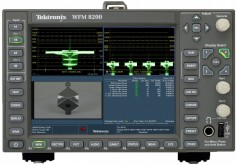 The Tektronix WFM8200 gets expanded support for 4K/UHD, HDR and WCG.