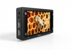 The F-5A boasts full HD resolution and dual SDI & HDMI I/O interfaces