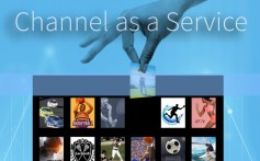 Virtualized channel-as-a-service delivery technology allows operators to simply click a few buttons to set parameters and launch a channel from one location to another in any region of the globe quickly.