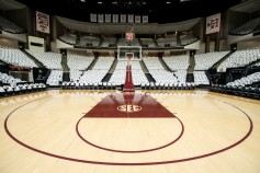 Texas A&M's Reed Arena.