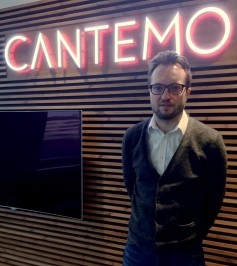 Tim Child, CCO and co-founder, Cantemo.
