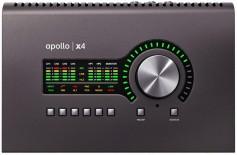 UA Apollo X4.
