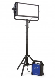 Litepanels Gemini  2x1 LED panel.