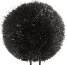 Bubblebee Industries Windbubble Miniature Imitation-Fur Windscreen.