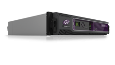 The LDX 100 can be used with a base station, for those making the move from SDI, or without for remote production applications.