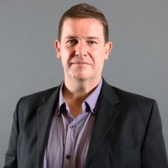 Aidan Williams, CTO of Audinate.