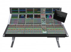 A Calrec Apollo console in NEP's ND1 will handle key audio duties for the game.