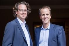 Daniel and Andreas Sennheiser, co-CEOs of Sennheiser
