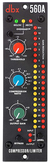 dbx 560A compressor. Click to enlarge.