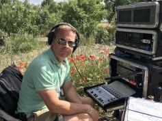 Production mixer Deian Humphreys